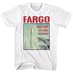 Fargo - Mens Stop Sign T-Shirt