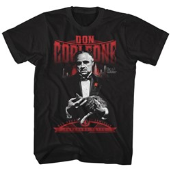 Godfather - Mens El Don T-Shirt