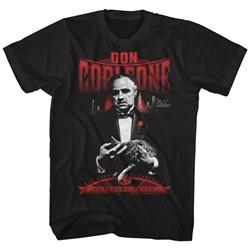 Godfather - Mens El Don T-Shirt