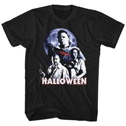Halloween - Mens Ensemble T-Shirt
