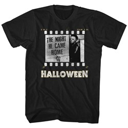 Halloween - Mens Film Strip T-Shirt