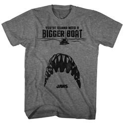 Jaws - Mens Teeth T-Shirt