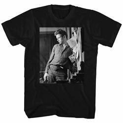 James Dean - Mens Cool Lean T-Shirt