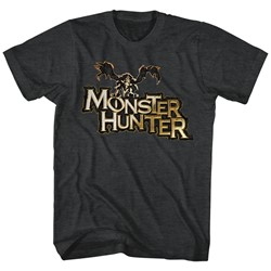 Monster Hunters - Mens Mh Logo T-Shirt