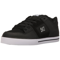 DC- Young Mens Pure Se Lowtop Shoes