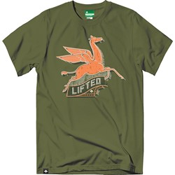 LRG - Mens Petrol T-Shirt