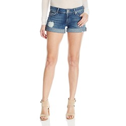 Hudson - Womens Croxley Mid Thigh Shorts