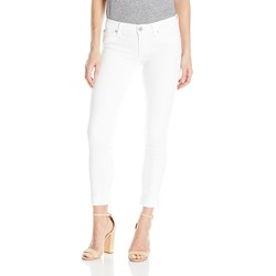 Hudson - Womens Tally Crop Skinny Jeans