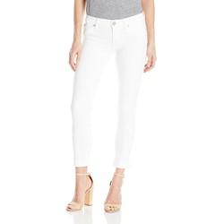Hudson - Womens Tally Crop Skinny Jeans