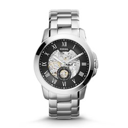 Fossil Grant Automatic Stainless Steel Watch - ME3055