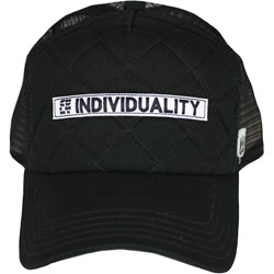 Cult of Individuality - Mens Quilted Foam Logo Trucker Hat