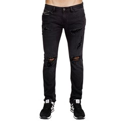 Cult of Individuality - Mens Rocker Slim Premium Stretch Jeans