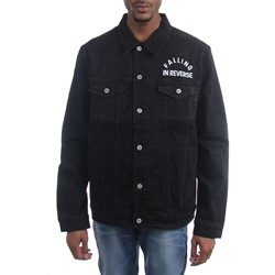 Falling In Reverse - Mens Crawler Denim Jacket Jacket