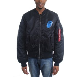 Rolling Stones - Mens Lonesome Bomber Jacket