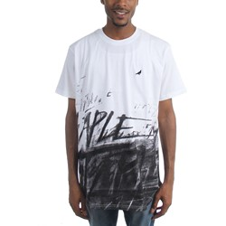 Staple - Mens Draft Print T-Shirt
