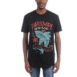 Parkway Drive - Mens Never Run T-Shirt