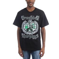 Dropkick Murphys - Mens Lion Plaid T-Shirt