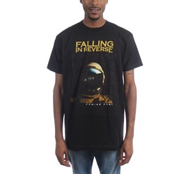 Falling In Reverse - Mens Space Helmet T-Shirt
