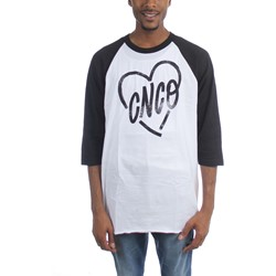 Cnco - Mens Sharpie Heart Long Sleeve T-Shirt