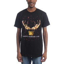 Imagine Dragons - Mens Smoke Mirrors Live T-Shirt