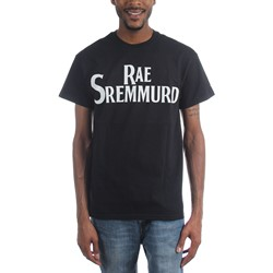 Rae Sremmurd - Mens Black Beatles T-Shirt