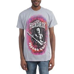 Jimi Hendrix - Mens Blur T-Shirt
