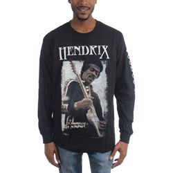 Jimi Hendrix - Mens Voodoo Child Long Sleeve
