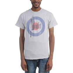 No Doubt - Mens Quadro Distressed T-Shirt