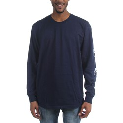 Stussy - Mens Stock World Long Sleeve T-Shirt
