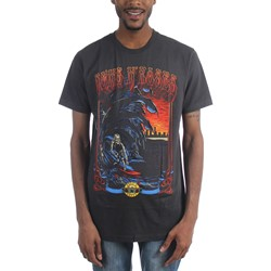 Guns N Roses - Mens Surf T-Shirt