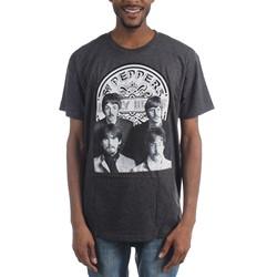 The Beatles - Mens Sgt Pepper Group Photo T-Shirt