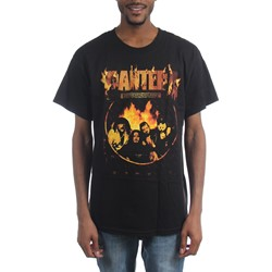Pantera - Mens Reinventing Band T-Shirt