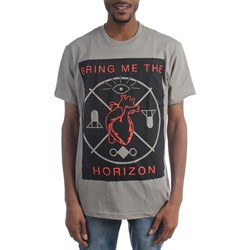 Bring Me The Horizon - Mens Heart And Symbols T-Shirt