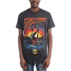 Guns N Roses - Mens Skate T-Shirt