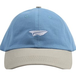 Benny Gold - Unisex-Adult Paper Plane Twill Dad Hat