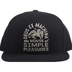 Deus Ex Machina - Unisex-Adult House Snapback Hat