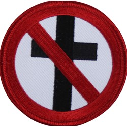 Bad Religion - Mens Cross Buster Patch Patch
