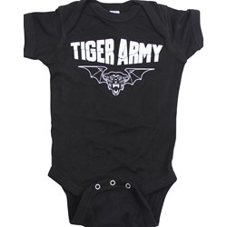 Tiger Army - Infant Tiger Army Tigerbat Onesie