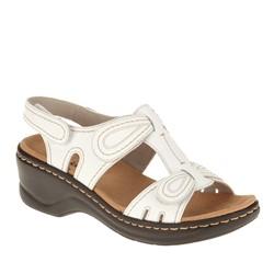 Clarks - Womens Lexi Walnut Q Sandal