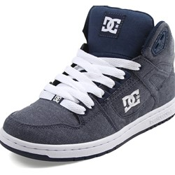 DC- Young Womens Rebound High Tx Se Hi Top Shoes