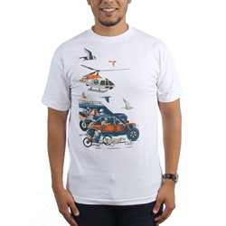 LRG - Mens Heavy Pursuit T-Shirt