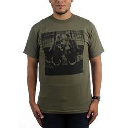 Tupac - Mens Bold Army T-Shirt