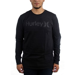 Hurley - Mens One And Only Long Sleeve T-Shirt