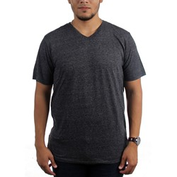 Hurley - Mens Staple Tri-Blend V-Neck T-Shirt
