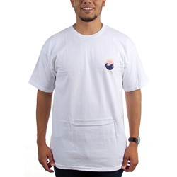 10 Deep - Mens Waves T-Shirt