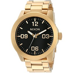 Nixon - Men's Corporal Ss Analog Watch
