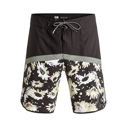 Quiksilver - Mens Crypt Scallop Boardshorts