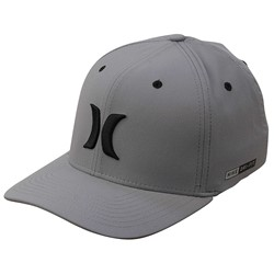 Hurley - Mens One And Only Color 20 Flex-Fit Hat
