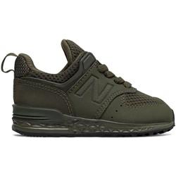 New Balance - unisex-baby 574 KFA574V2I Kids Shoes