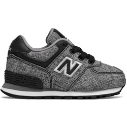 New Balance - unisex-baby 574 KL574V1I Kids Shoes